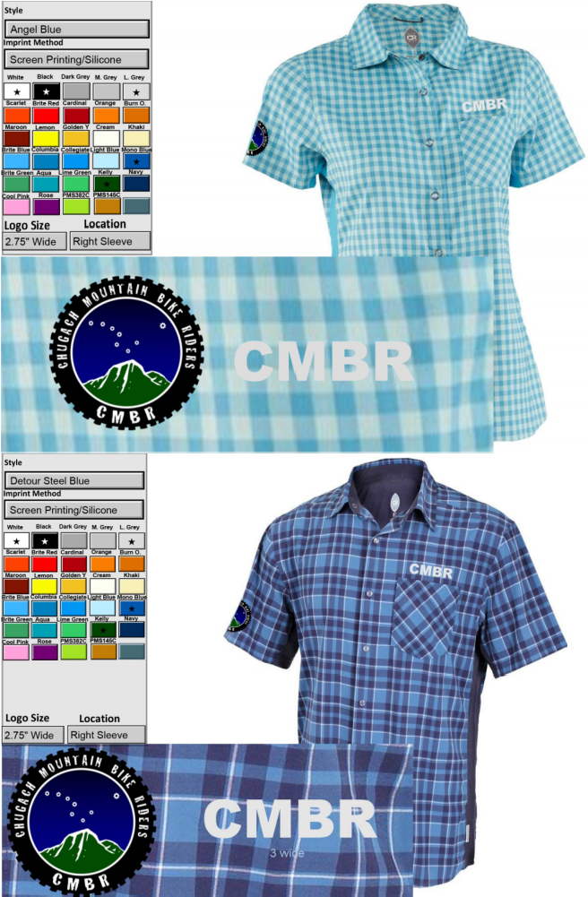 CMBR Club Ride Shirts